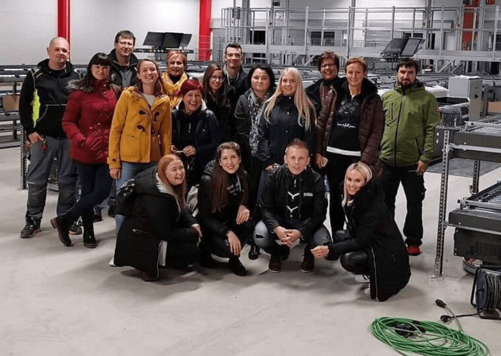 Incentive trip of our office employees to Sweden